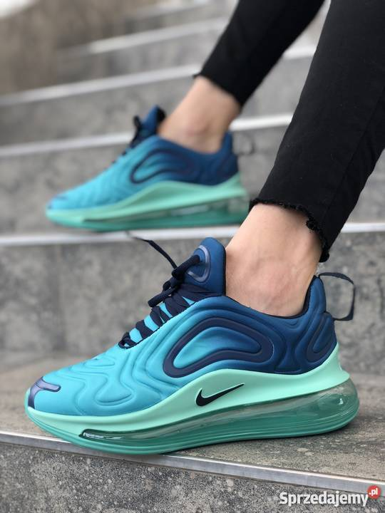 buty nike air max 720 blue i