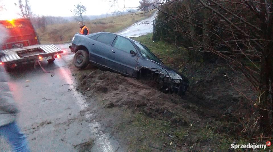 Sprzedam Audi A4 Po Wypadku 18sekwencja Lpg Czytac Opis Ostróda
