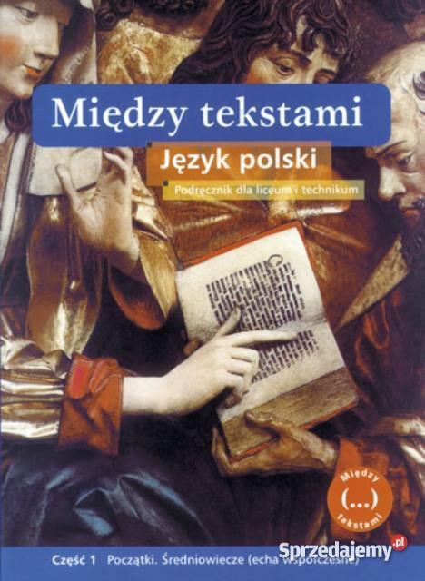J. POLSKI liceum LO zestaw MATURA