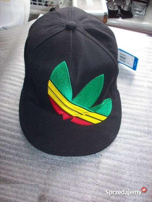 czapka ADIDAS full cap rasta - Sprzedajemy.pl f387dc5126e