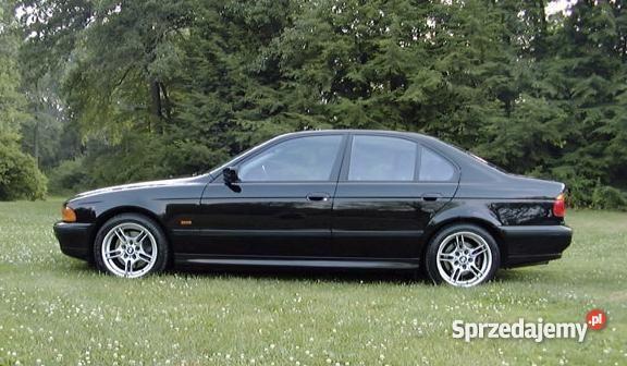 BMW E39 520d 2.0d 136KM 525tds 2.5tds 143KM wszystkie części - sprzedam!