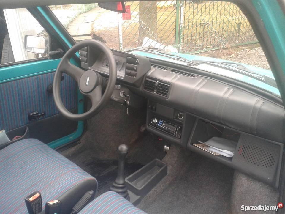 Fiat 126p Maluch Elegant Stan do Jazdy Rok produkcji 1996