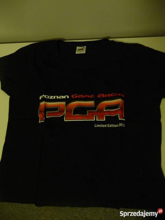 Oryginalna nowa koszulka damska PGA 2013 rozmiar Kultura i Rozrywka wielkopolskie Poznań