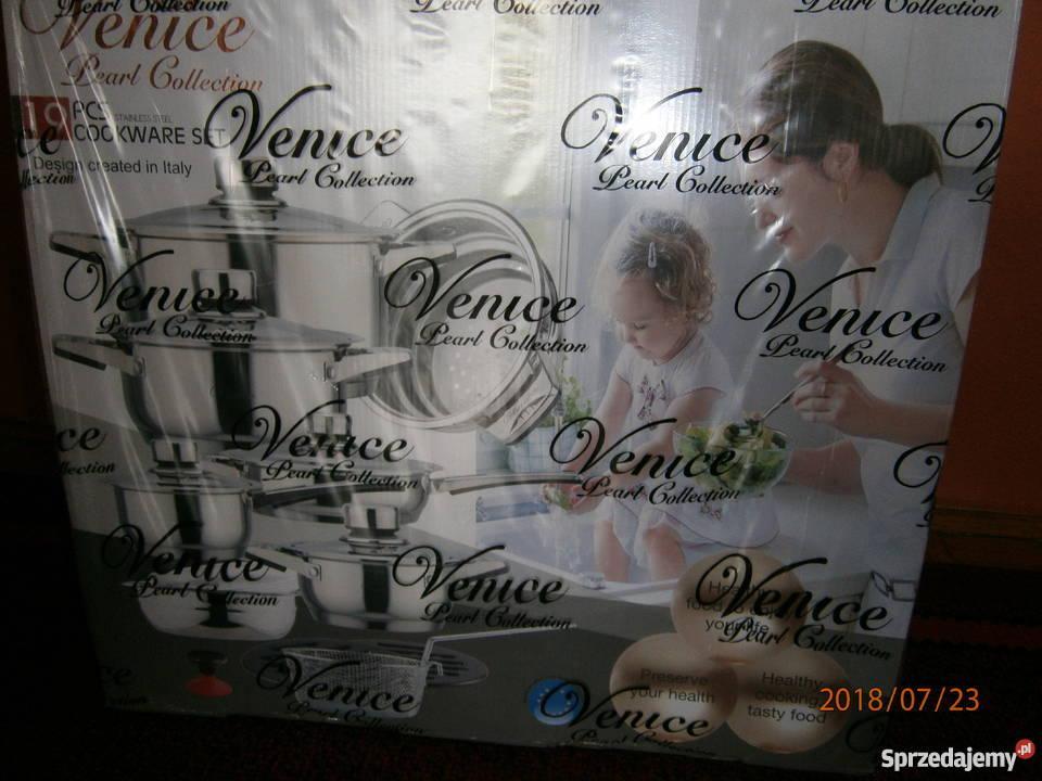 Garnki Venice Pearl Collection Pozostałe wielkopolskie Ostrzeszów