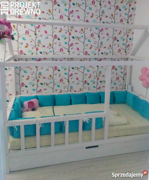 eczko domek 180x80 z szuflad ko dla dziecka koszalin. Black Bedroom Furniture Sets. Home Design Ideas