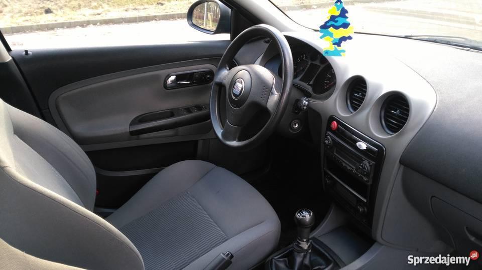 Ogromnie Seat Ibiza III 1.2 12V 5drzwi bogate wyposażenie Bydgoszcz GI85