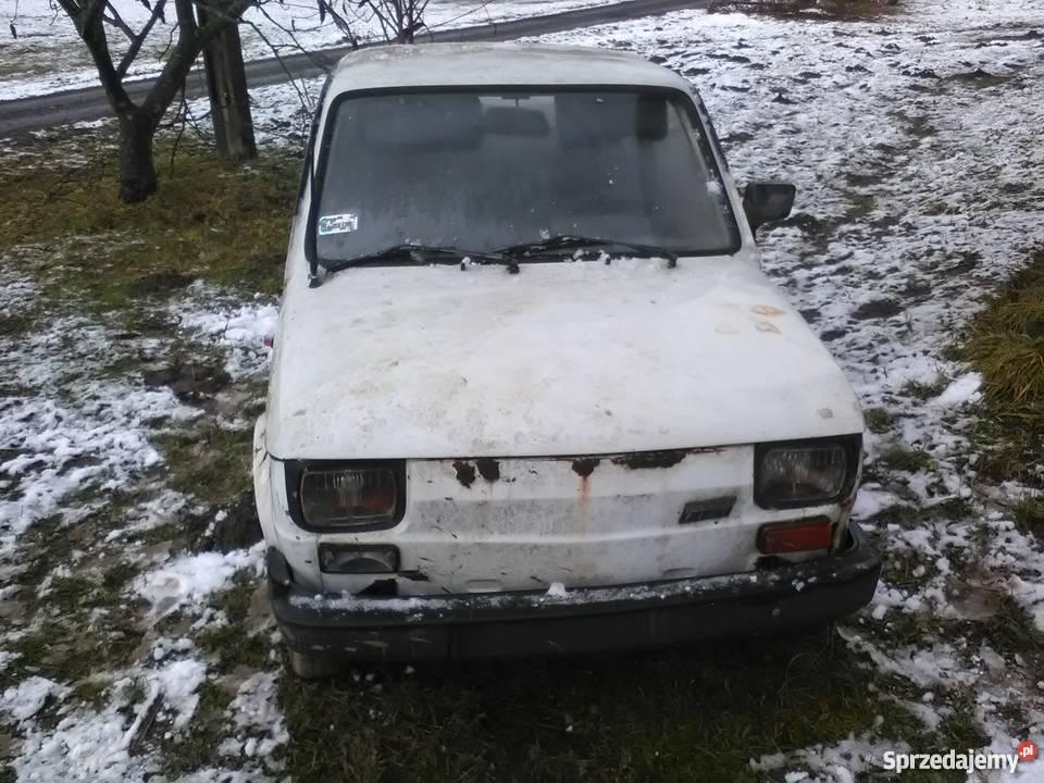 Sprzedam Fiat 126p Sanok sprzedam