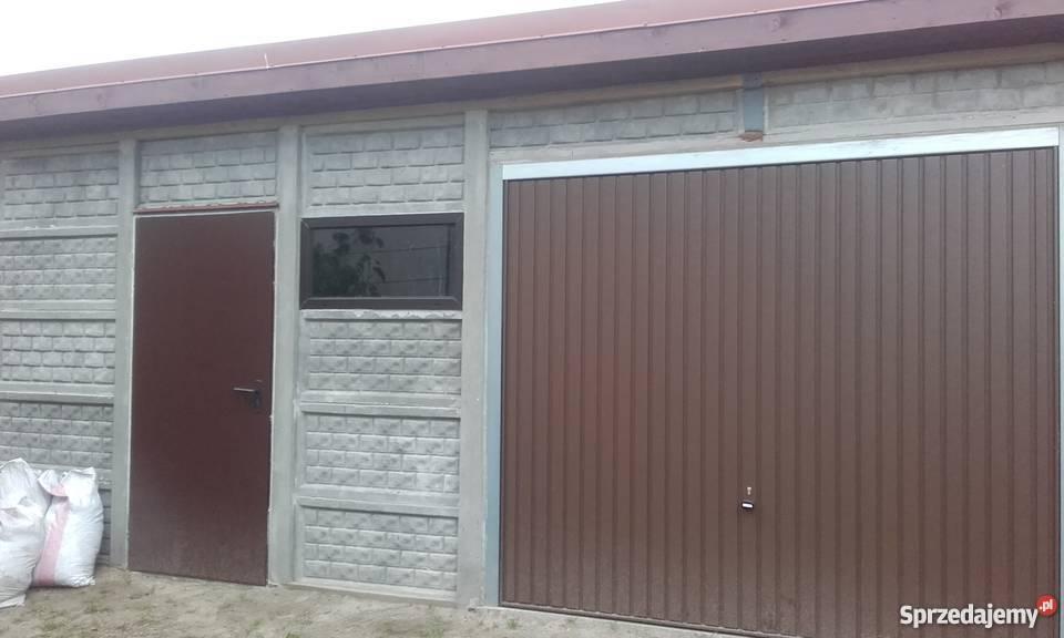 Wiaty Garaze Ogrodzenia Betonowe Skulsk Sprzedajemypl