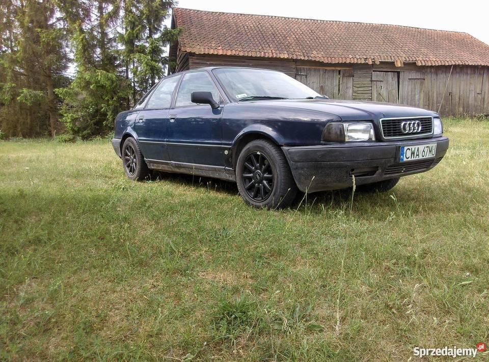 Audi 80 B4 20 Lpg Padnięta Uszczelka Pod Głowicą Szczytno