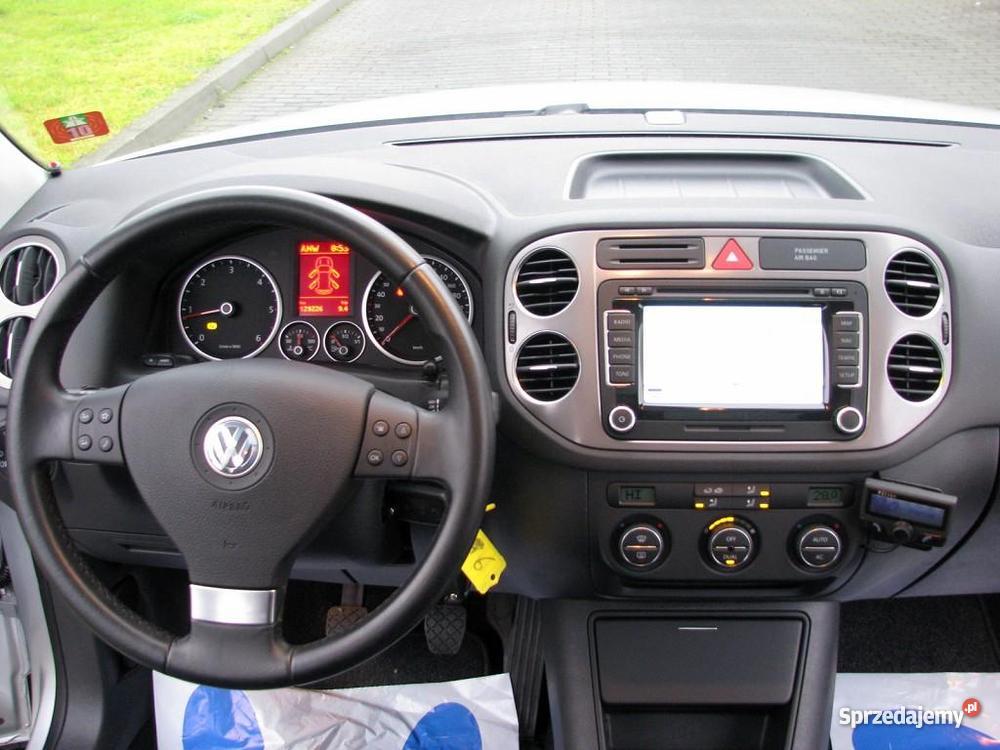 Do Volkswagen Tiguan 2009