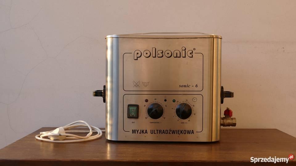 Zaawansowane Myjka ultradźwiękowa Polsonic - maszyna jubilerska do mycia JY56