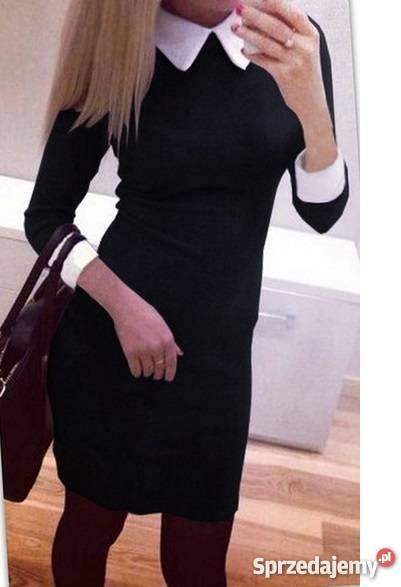 4ed76f69a2525a sukienka pensjonarka mała czarna Pelplin - Sprzedajemy.pl