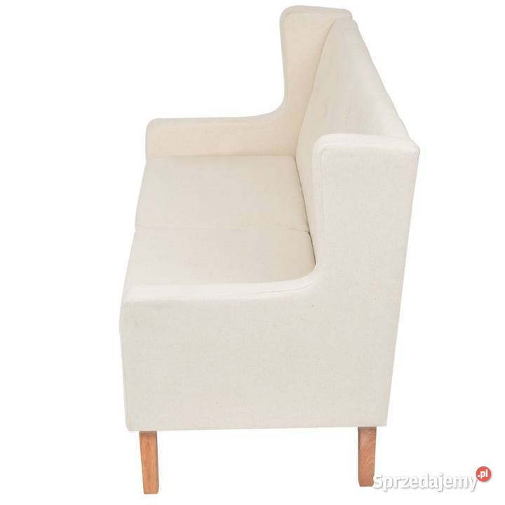vidaXL Zestaw wypoczynkowy - sofa i fotel, 274928