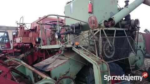 kombajn claas 2,7m, silnik Perkins 4 cylindry