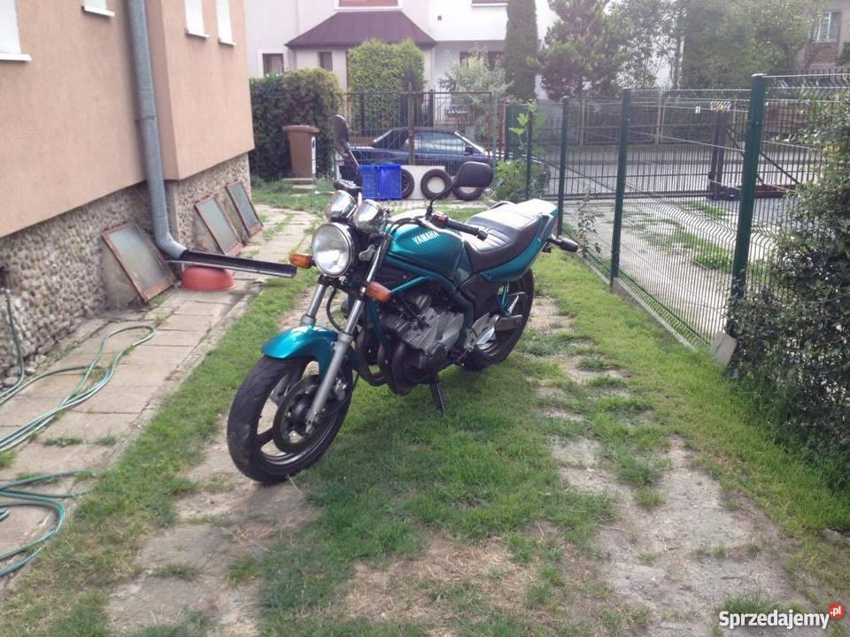 Yamaha XJ 600 posezonowa cena! Długie OC Giebułtów