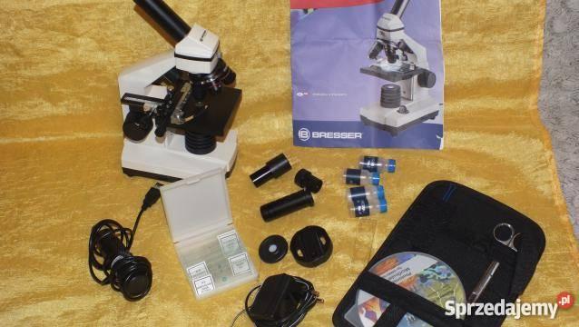 Mikroskop bresser biolux al nv inowrocław sprzedajemy pl
