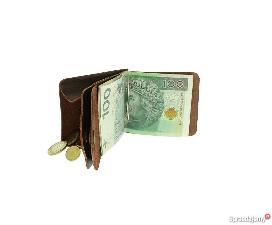 ac7df13458664 Portfel PODKÓWKA bilonówka banknotówka PORTMONETKA Siedlce ...