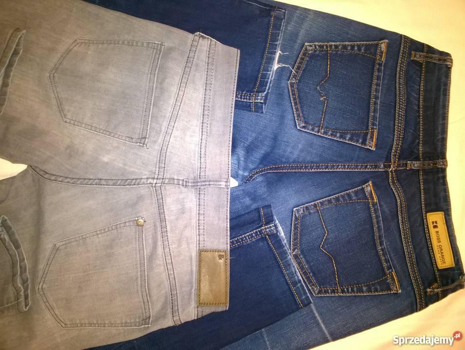 ec8c1f828179e jeansy boss - Sprzedajemy.pl