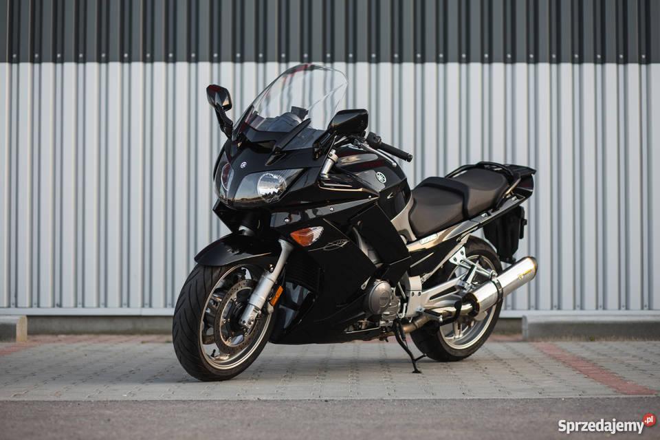 Yamaha FJR1300 9200 PRZEBIEGU Idealny stan nowy wał Kardana