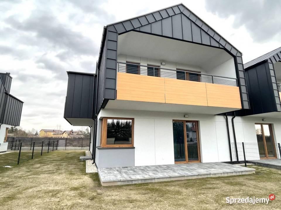 Dom bliźniak 161.38 metrów Warszawa Sarabandy