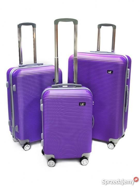 fb4144cce64ec lekkie walizki na 4 kółkach - Sprzedajemy.pl