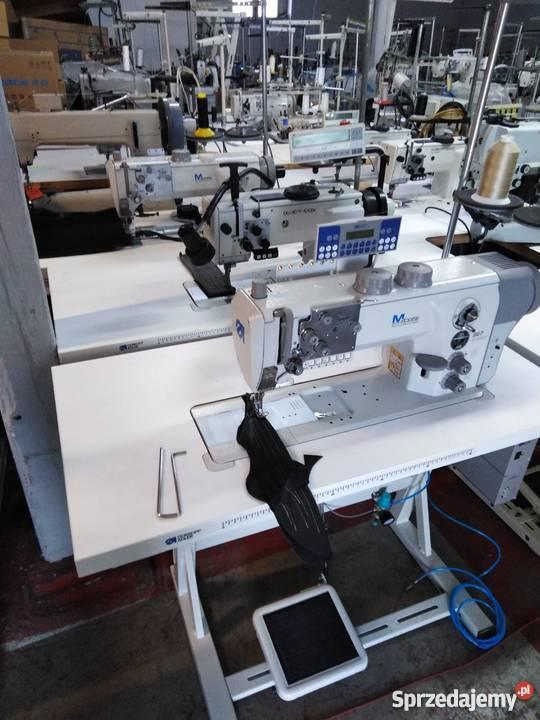 Maszyny do szycia Durkopp Adler 867 automaty Piaski sprzedam