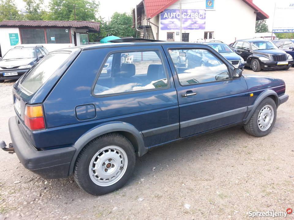 VW GOLF 2 AUTOMAT Warszawa sprzedam