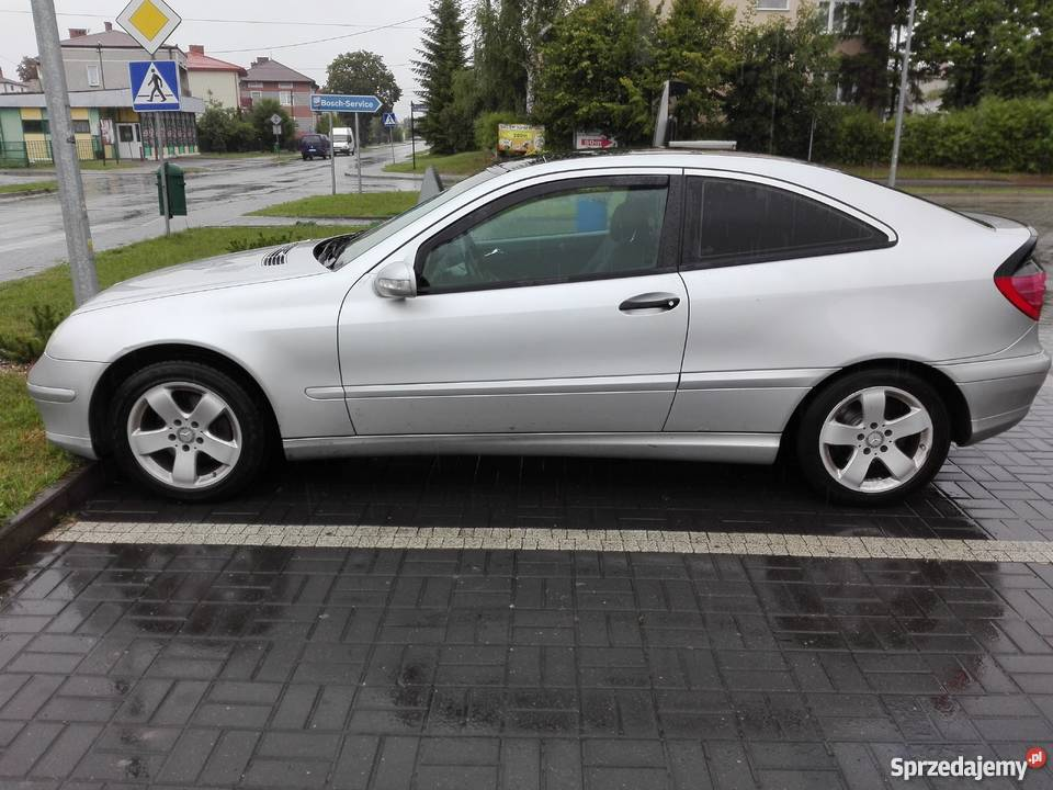 Mercedes C180 Coupe >> Mercedes-Benz C180 Coupe Warszawa - Sprzedajemy.pl