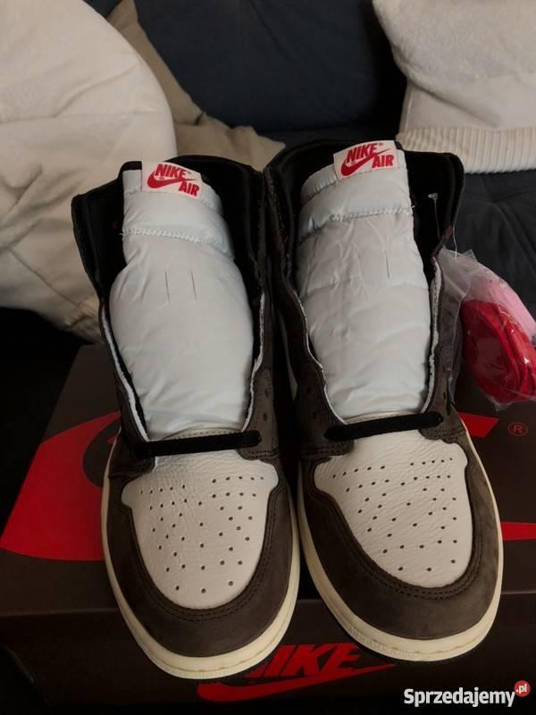 sklep z wyprzedażami przemyślenia na temat oficjalny sklep Air Jordan 1 x Travis Scott OG Cactus Jack