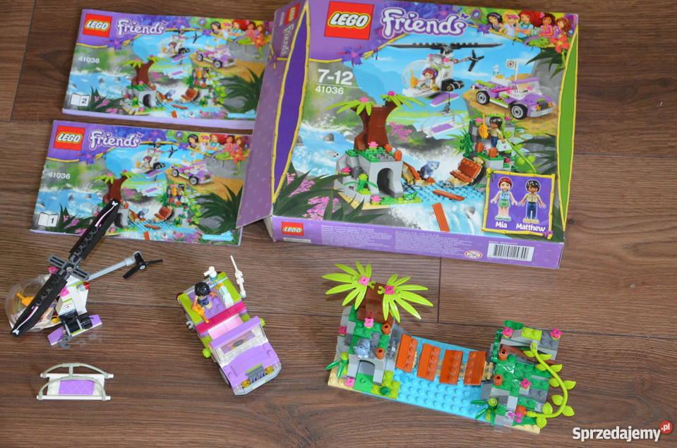 Lego Friends 41036 Na Ratunek Niedźwiadka Kraków Sprzedajemypl