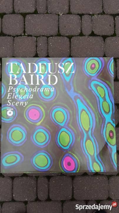 Płyta winylowa Tadeusz Bairdpsychodrama płyta winylowa Warszawa