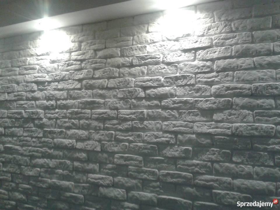 płytki gipsowe biała cegła gipsowa kamien mazowieckie Murawskie-Miazgi