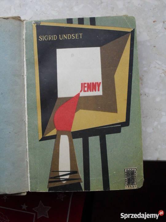 Jenny Sigrid Undset Warszawa