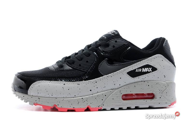 Nike Air Max czarne białe nowy model 90 40 41 42 43 44 45