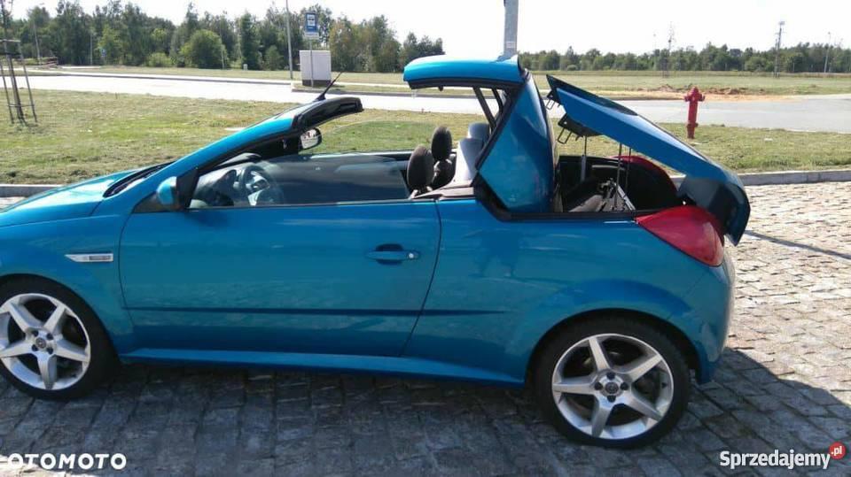 Opel tigra 18 nowe oc Samochody osobowe Katowice