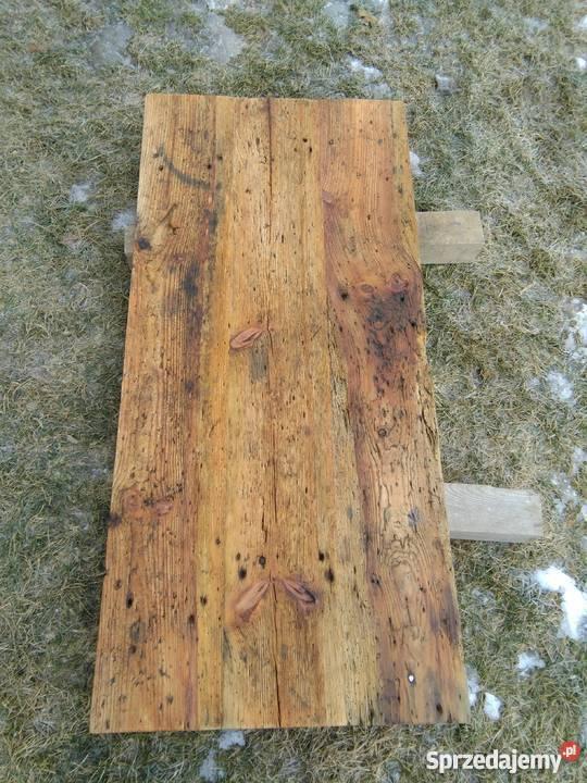 Zrobię blat ze starego drewna Loft stół Kraków