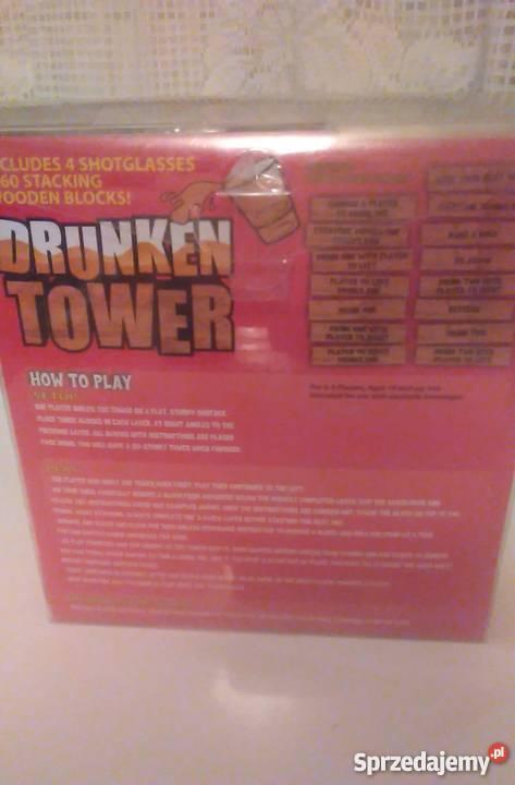 Gra imprezowa Tower Drunken Warszawa sprzedam