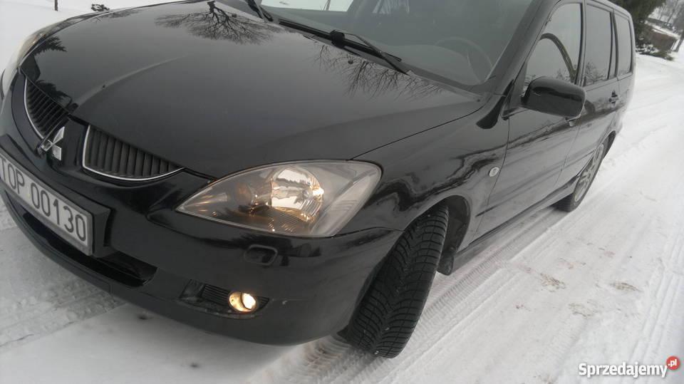 mitsubishi lancer sport wagon z nowym gazem ZAMIANA