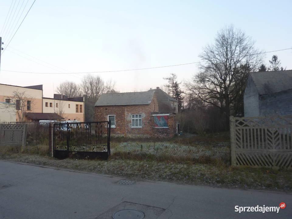 Działka budowlana 1377m2+ dom  Siewierz  do negocjacji