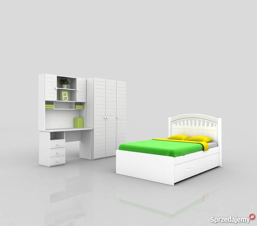 bia�e meble do pokoju dziecka nastolatka wysoka jakoŚ�