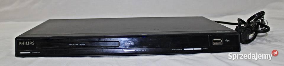 Odtwarzacz DVD Philips DVP3260