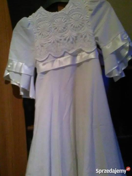 0ba0625649 Sukienka komunijna Gorzów Wielkopolski. Sukienka komunijna