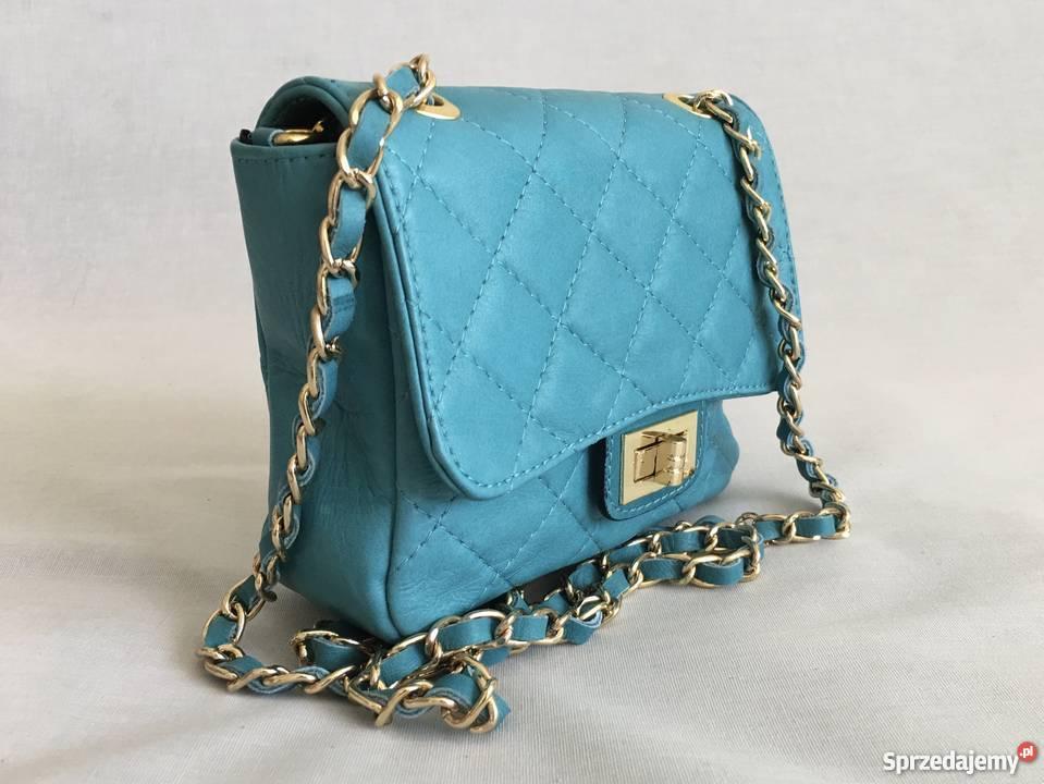 df1c18b80388f Torby, torebki Grajewo, listonoszki, kopertówki, chanelki, używane -  Sprzedajemy.pl