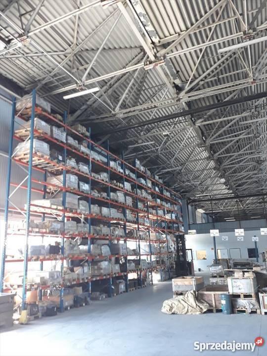 Hala - MAGAZYN - produkcja. 3648 m2 - RZESZÓW - 3648 m2