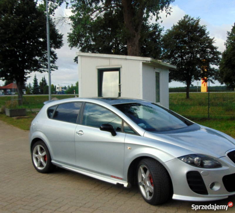 seat leon ii fr sportowy 170 km karznica. Black Bedroom Furniture Sets. Home Design Ideas
