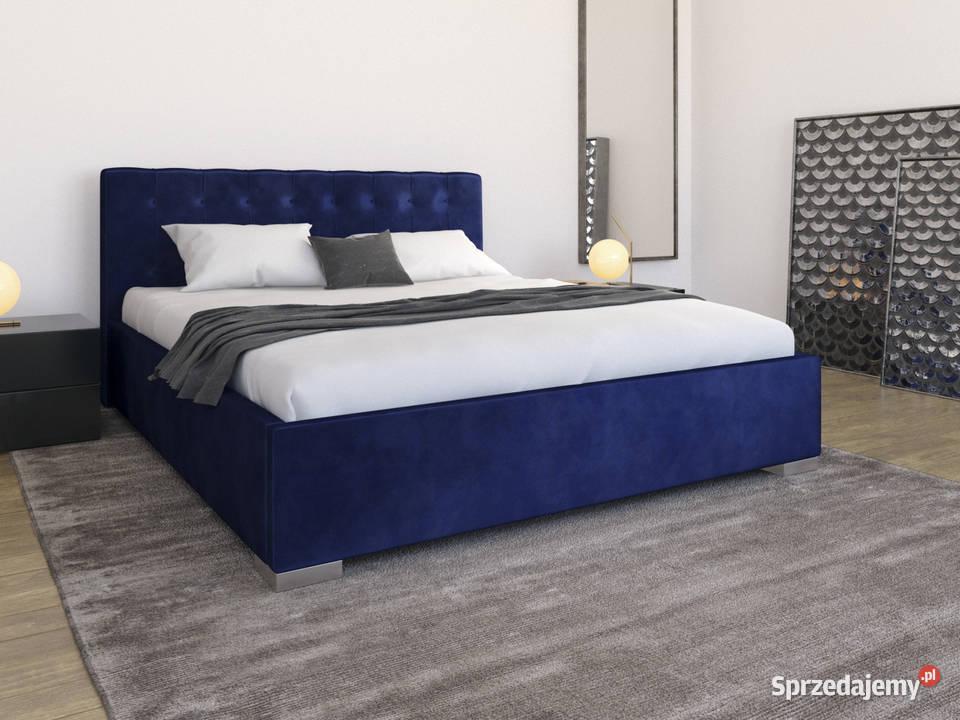 Łóżko tapicerowane GATTOII 180x200 z pojemnikiem DOSTAWA 0