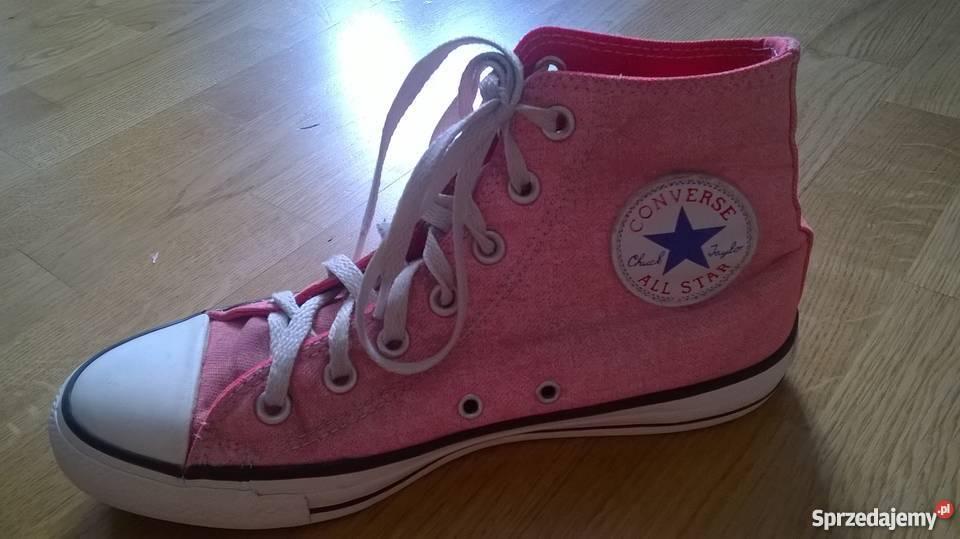 c64ba733f2c03 Oryginalne buty Converse dla dziewczyn. Donosy - Sprzedajemy.pl
