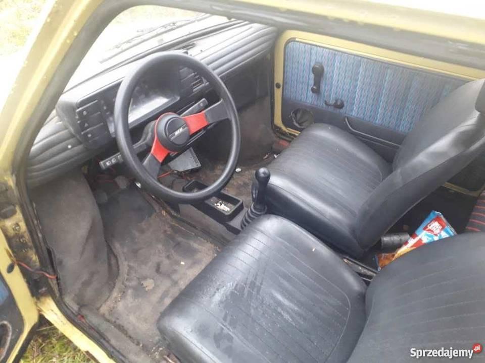 Fiat 126 maluch ZAMIANA SPRZEDAM bez papierów mazowieckie Jesionka