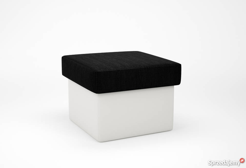 PROMOCJA SOLIDNA pufa otwierana pufy 60x60 HIT