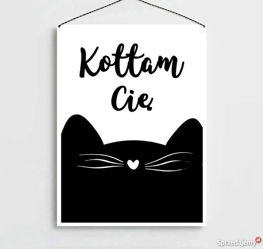 Plakaty Z Kotami Do Druku 1490 Koty Dla Kociarza A3 A4